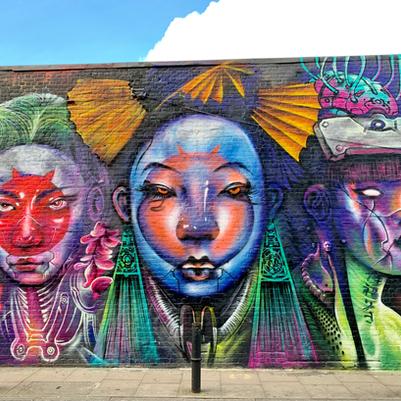 אמנות רחוב מסביב לעולם