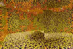 Yaoki Kusama אומנות עכשווית so-art