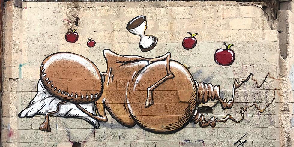 SO-ART אמנות רחוב