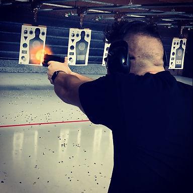 dark target practice
