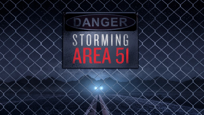 Storming Area 51 Press Announcement