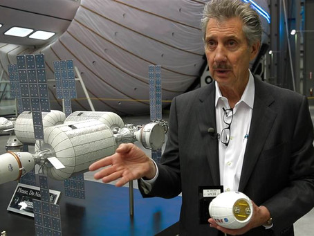 Billionaire Bigelow Says Aliens Are Here