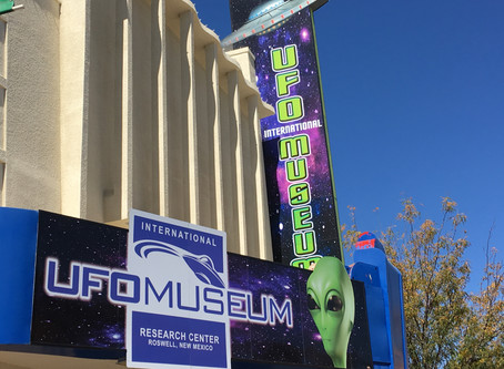 Interview with Roswell UFO Museum