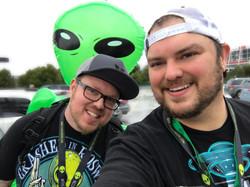 UFO Bros Alien
