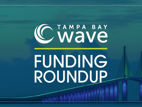 Wave Startup Funding Roundup – August 2020 Edition