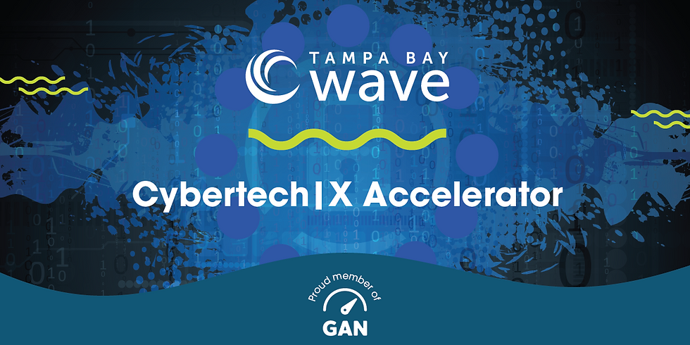 DEMO DAY - CyberTech X Accelerator