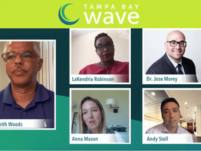 Tampa Bay Waves Leadership Panel on Diversity – An Economic Imperative