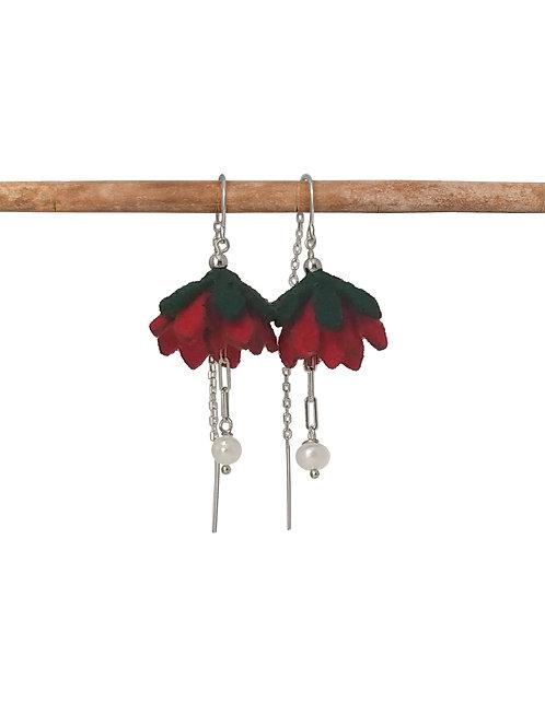 Euphorbia Earrings