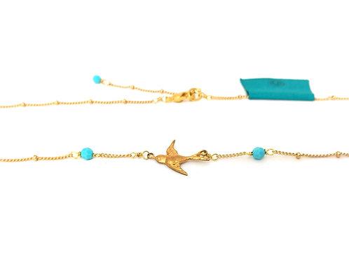Scissortail Necklace
