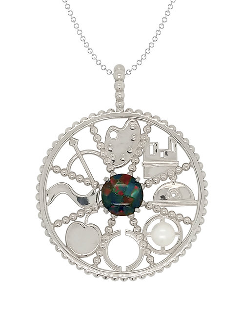 Districts Necklace
