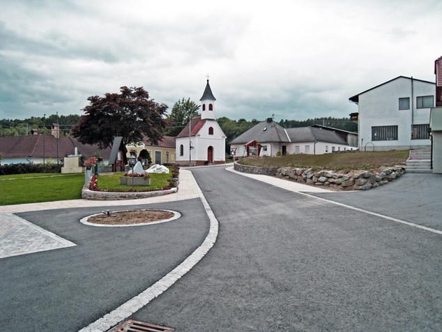 Dorfplatz Kroisegg