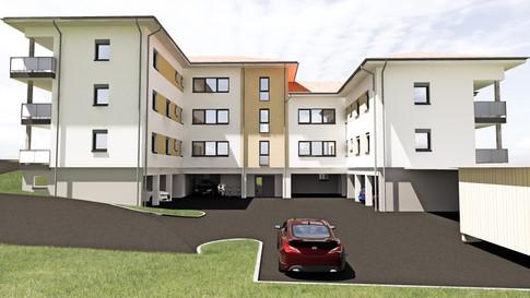 OSG Wohnhausanlage Josef Reichl-Straße Güssing