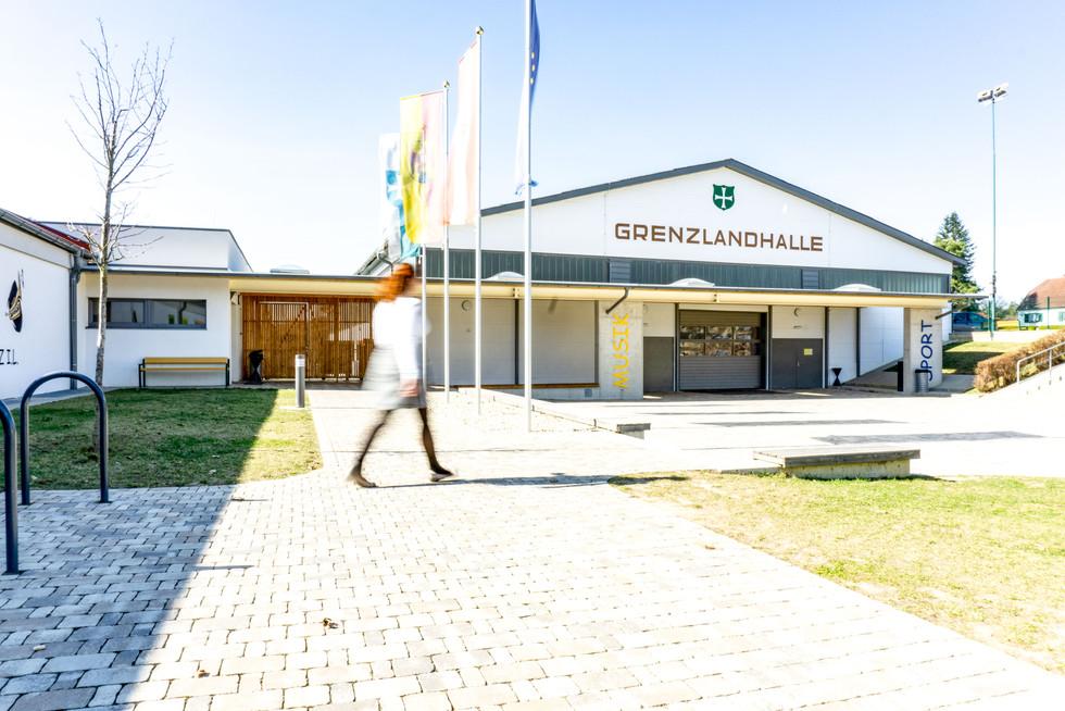Grenzlandhalle Heiligenkreuz