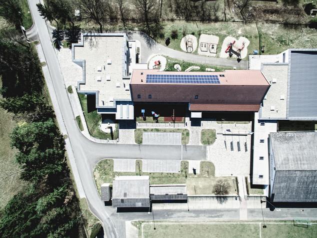 Platzgestaltung Bildungszentrum Heiligenkreuz