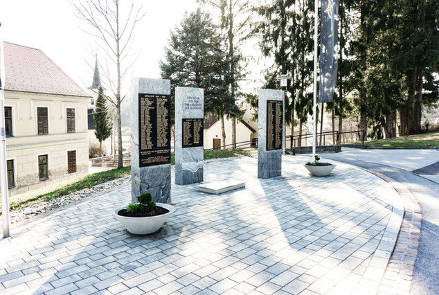 Kriegerdenkmal Olbendorf