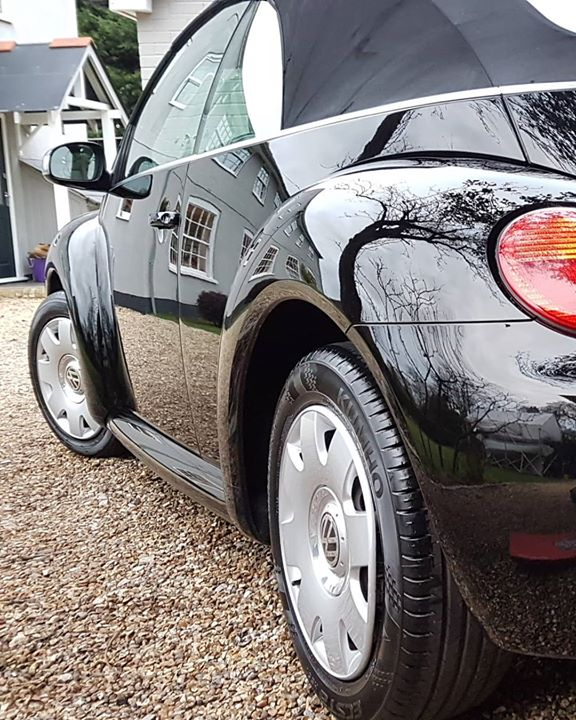 #vw #volkswagen #beetle #ferndown
