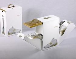2-way shoe box