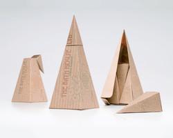 Pyramid wrap