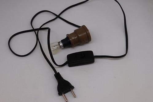 Luminária para implante