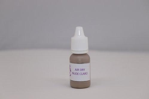 Tinta Air Dry Nude Claro