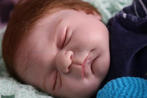 Bebê reborn Julien