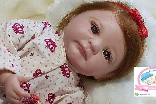 Bebê Reborn Mariazinha