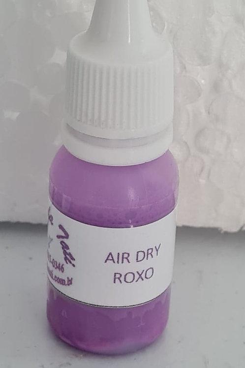 Tinta Air Dry Roxo