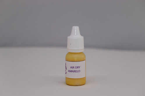 Tinta Air Dry Amarelo