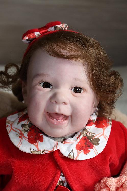 Bebê Reborn Maizie
