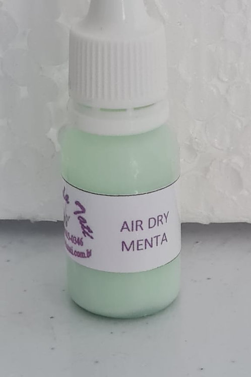 Tinta Air Dry Menta
