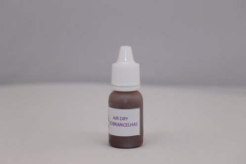 Tinta Air Dry Sobrancelhas