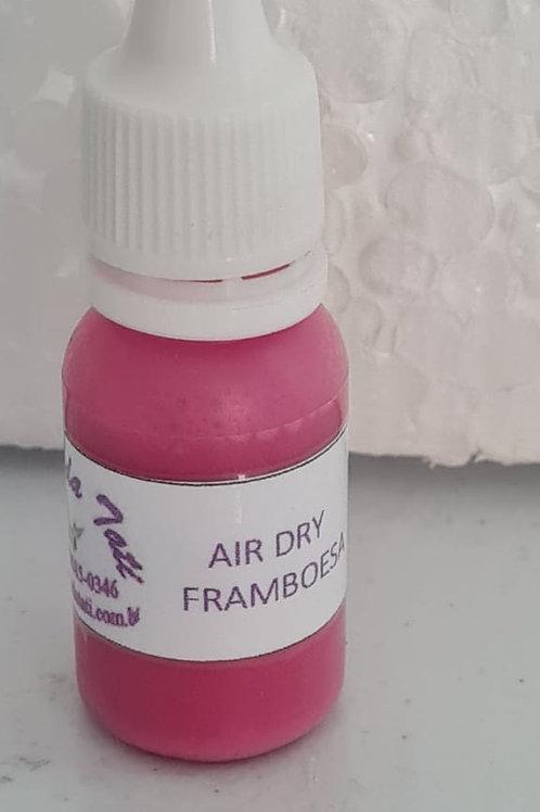 Tinta Air Dry Framboesa