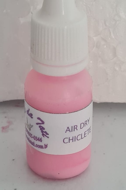 Tinta Air Dry Chiclete