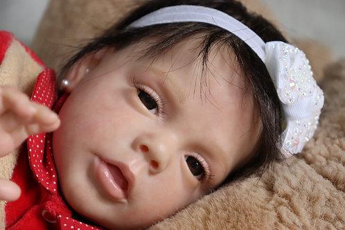 Bebê Reborn Sherry (Encomenda)