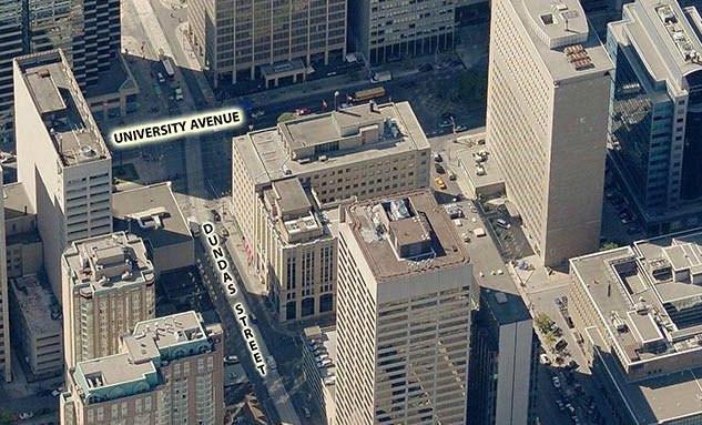 United Condo - 481 University Ave Condo