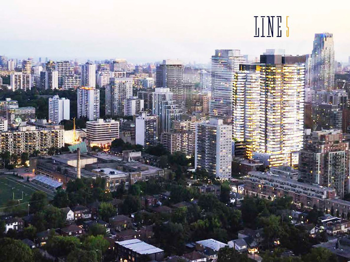 Line 5 Condo. Toronto