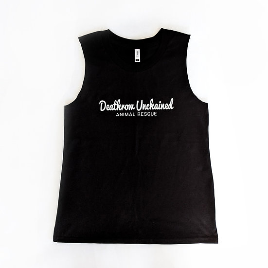 Black Tank Ladies