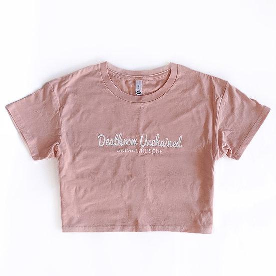 Pink Crop Top