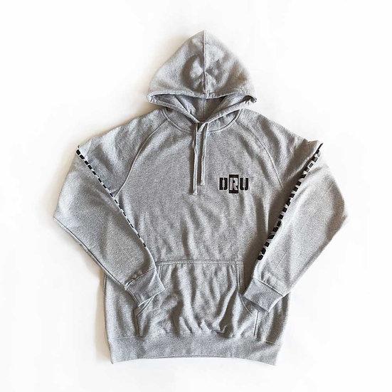 Grey Unisex Hoodie