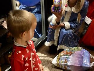 Мы благодарим за праздник для детей!