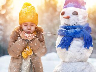 """"""" День рождения """" – дети зимы."""