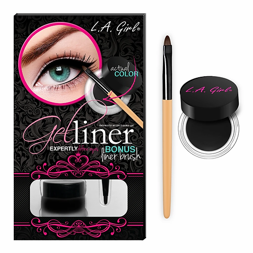 LA GIRL PRO Gel Liner Kit