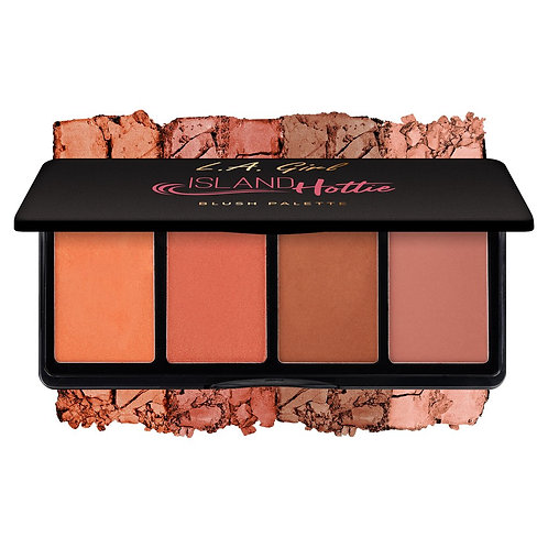 LA GIRL Fanatic Blush Palette