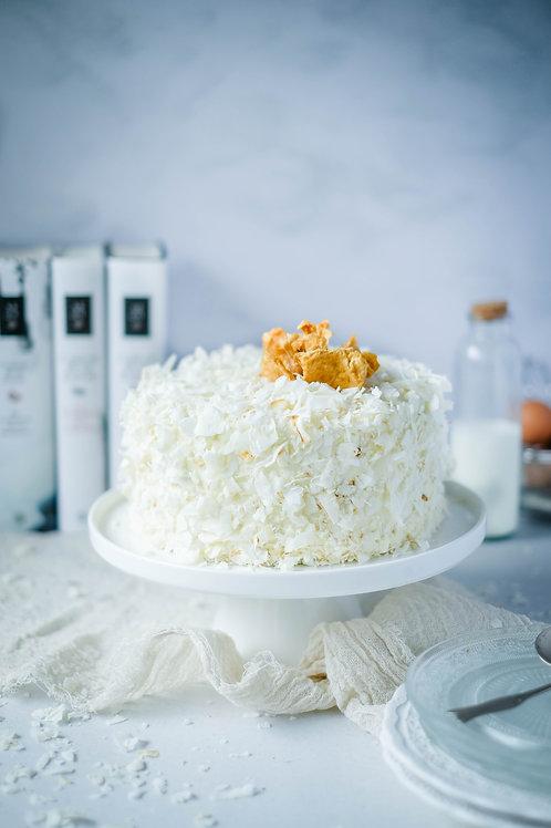 Torta Coco y Piña Mediana