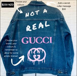 Fake As F**K $250