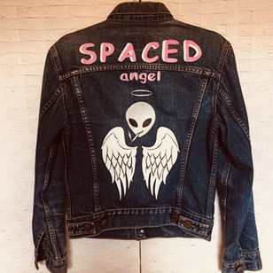 Spaced Angel  $220 NZD