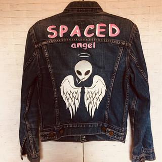 Spaced Angel  $220 NZD