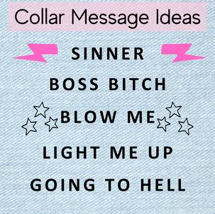 Collar Secrets