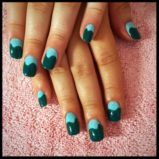Gel Polish Manicure St Johns