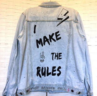 I Make The Rules $150 | Buy the Jacket $230